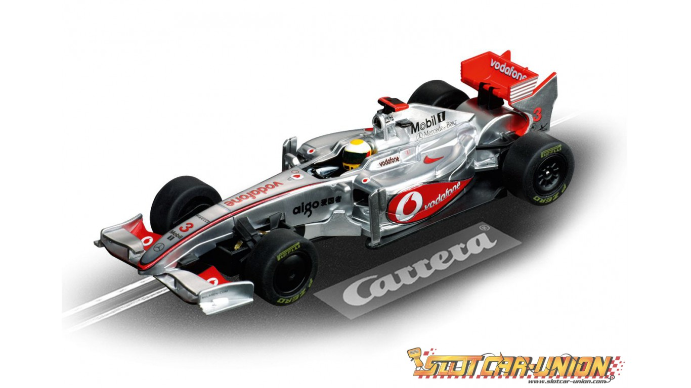 carrera go 61238 mclaren mercedes vodafone race car. Black Bedroom Furniture Sets. Home Design Ideas