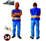 LE MANS miniatures Figure Scrutiner