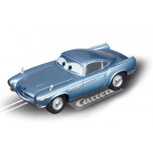 Carrera GO!!! 61195 Disney/Pixar Cars Finn McMissile