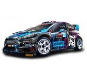"""SCX Ford Fiesta RS WRC """"ST-RX43"""" A10209X300"""