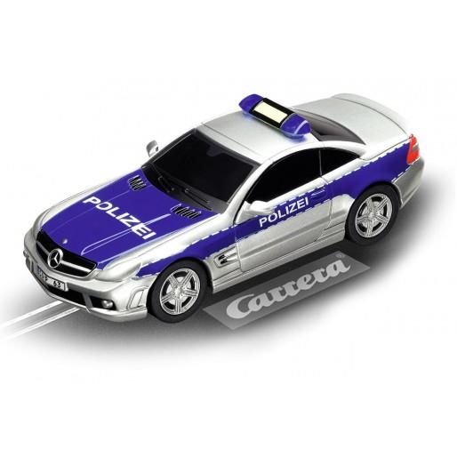 Carrera GO!!! 61181 AMG-Mercedes SL 63 Polizei