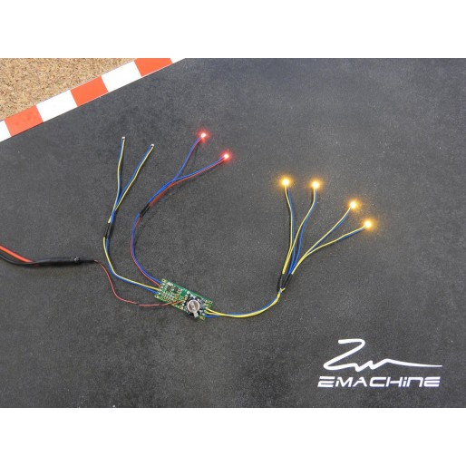 Zmachine Light Set ZM161YQ32 Quad Yellow