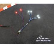 Zmachine Kit Lumière ZM160Q32 Quadruple Xenon
