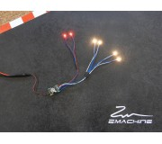 Zmachine Light Set ZM160WQ32 Quad Warm