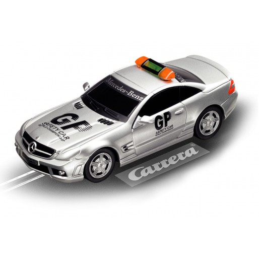 Carrera GO!!! 61180 AMG-Mercedes SL 63 Safety Car