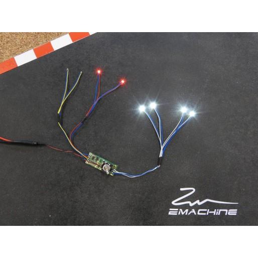 Zmachine Kit Lumière ZM161Q32 Quadruple Xenon