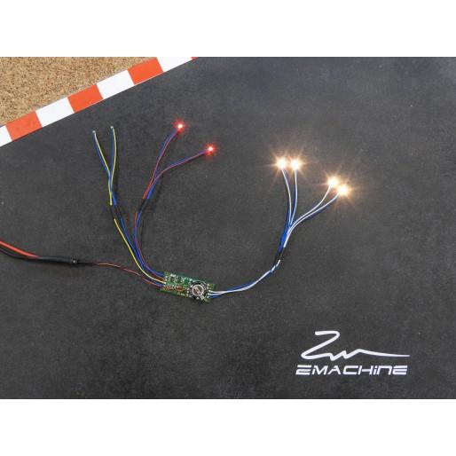 Zmachine Kit Lumière ZM161WQ32 Blanc chaud