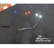 Zmachine Light Set ZM161P32RB Police