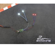 Zmachine Light Set ZM165D32 Xenon
