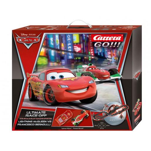Carrera GO!!! 62294 Disney/Pixar Cars Ultimate Race OFF Set