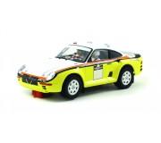 Scaleauto SC-6090b Porsche 959 Raid Challenge jaune