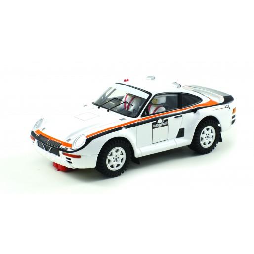 Scaleauto SC-6090c Porsche 959 Raid Challenge white