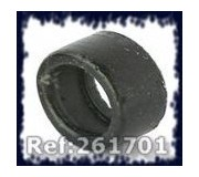 Ultimatt 261701 Pneus G4 Uréthane 19x10mm