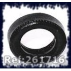 Ultimatt 261716 Urethane Tires G4 22x7mm Classic