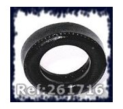 Ultimatt 261716 Urethane Tires G4 22x7mm Classic