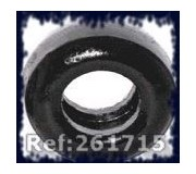 Ultimatt 261715 Urethane Tires G4 F1 for March