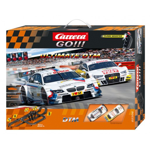 Carrera GO!!! 62306 Coffret Ultimate DTM