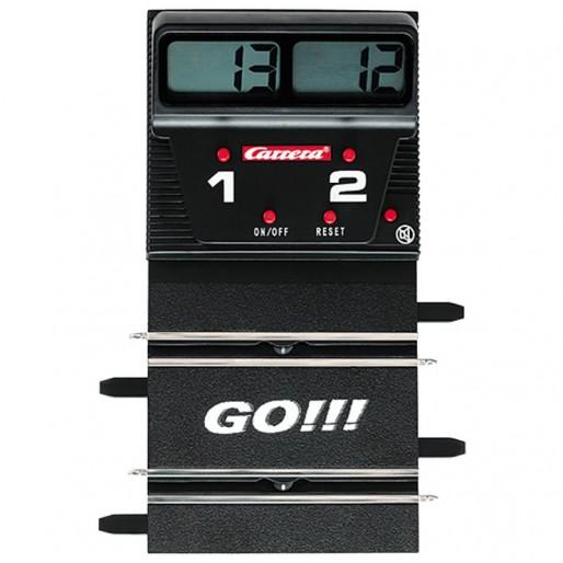 Carrera GO!!! 71595 Compte-tours Electronique, petit
