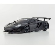 Kyosho Mini-Z MR03 Sports 2 Mac Laren MP4-12C GT3 Noir Mat (W-MM/KT19)