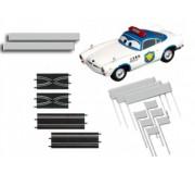 Carrera GO!!! 61660 Disney/Pixar Cars Kit d'Extension Security Finn McMissile