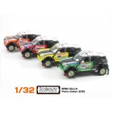 Scaleauto SC-6092 MINI All4 Racing Rally Dakar 2012 n.302 Winner Series