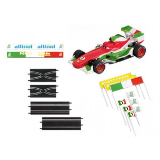 Carrera GO!!! 61653 Disney/Pixar Cars Extension Set Francesco Bernoulli