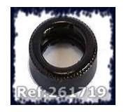Ultimatt 261719 Urethane Tires G4 20x6mm