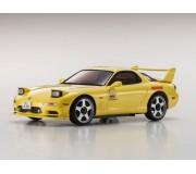 Kyosho Mini-Z MA020 Sports 4WD Initial-D Mazda RX7 FD3S (KT19)