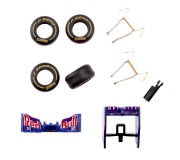 Carrera GO!!! 88345 Spare Parts for Infiniti Red Bull Racing RB9