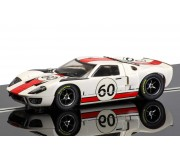 Scalextric C3727 Ford GT40 - Le Mans 1966