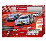 Carrera DIGITAL 143 40021 Coffret DTM Power Race