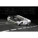 NSR 0008SW Ford MK II GT40 - Le Mans Test 1966 n.2 Ken Miles - SW Shark 20
