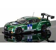 Scalextric C3713 Bentley Continental GT3 - Nurburgring 24hr 2015