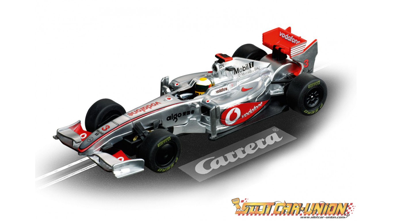carrera digital 143 41362 mclaren mercedes vodafone race. Black Bedroom Furniture Sets. Home Design Ideas