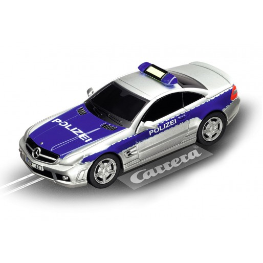 Carrera DIGITAL 143 41335 AMG-Mercedes SL 63 Polizei