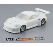 Scaleauto SC-6135 Porsche 991 White Racing Kit