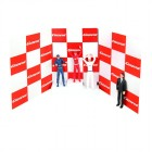 Carrera 21121 Winner's rostrum with set of figures