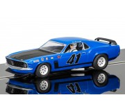 Scalextric C3613 Ford Mustang Boss 302 - 1969 Trans-Am Championship, Ed Hinchliff