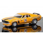 Scalextric C3651 Ford Mustang Boss 302 - 1969 Trans-Am Championship, Parnelli Jones