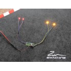 Zmachine Light Set ZM165BYD32 Yellow