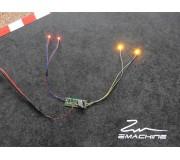 Zmachine Kit Lumière ZM165BYD32 Jaune