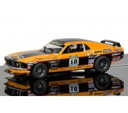 Scalextric C3671 Ford Mustang Boss 302 - 1969 John Bowe, 2011 Touring Car Masters Championship