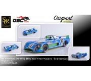 SRC 01103 Matra 670B Winner 24h Le Mans 73 Henri Pescarolo - Gerard Larrousse