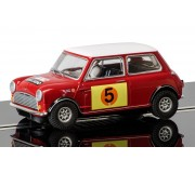 Scalextric C3747 Mini Cooper S - RAC Rally 1966
