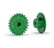 Slot.it GA24LH Flat Crown 24 teeth Long Hub for Anglewinder