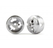 Slot.it WH1231-Mg Hubs Magnesium Hollow Ø17,3x9,75mm x2