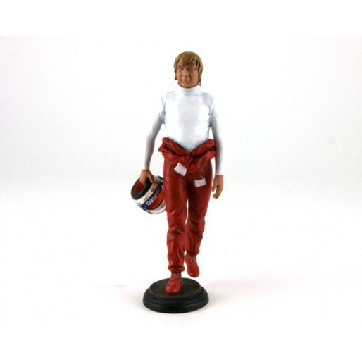 LE MANS miniatures Figurine Didier Pironi
