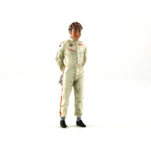LE MANS miniatures Figure Pedro Rodriguez