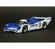 BRM Porsche 962C Omron Racing Team no.55 - ANGLEWINDER CHASSIS