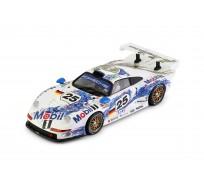 BRM Porsche 911 GT1 Team Mobil no.25 - 2nd classified 24h Le Mans 1996 ALUMINUM CHASSIS